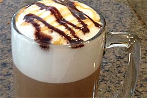 Cafe Turtle Mocha