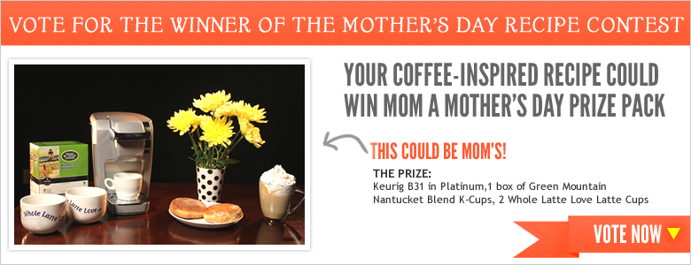 2013 Mother's Day Recipe Contest