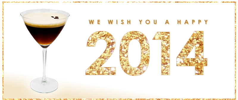 We wish you a happy 2014