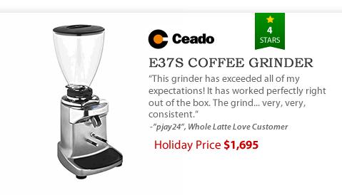 Ceado E37S Coffee Grinder - $1,695