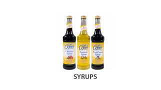 Commercial Syrups