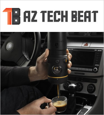 Handpresso Auto in AZ Tech Beat