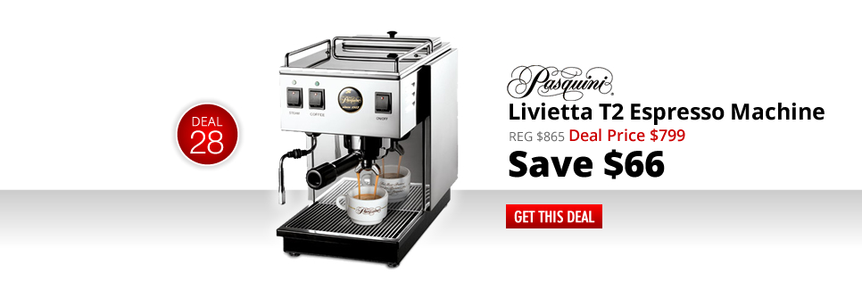 Pasquini Livietta T2 - Deal Price: $799 - Save $66